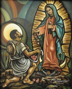 Virgen de Guadalupe (Our Lady of Guadalupe)