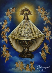Virgen de Juquila (Our Lady of Juquila)