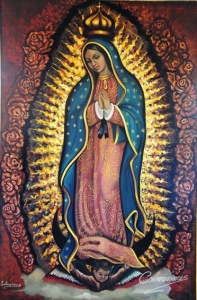 Virgen Esplendorosa (Our Lady of Guadalupe)